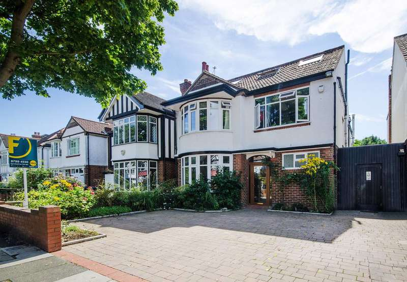 7 Bedrooms House for sale in Baronsmede, Ealing, W5