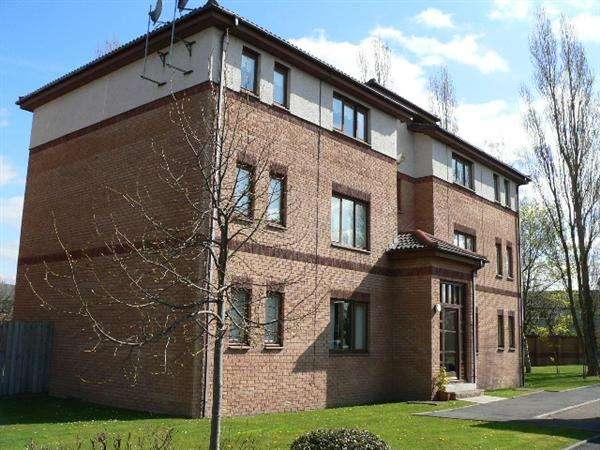 2 Bedrooms Flat for rent in Wilson Court, Bellshill