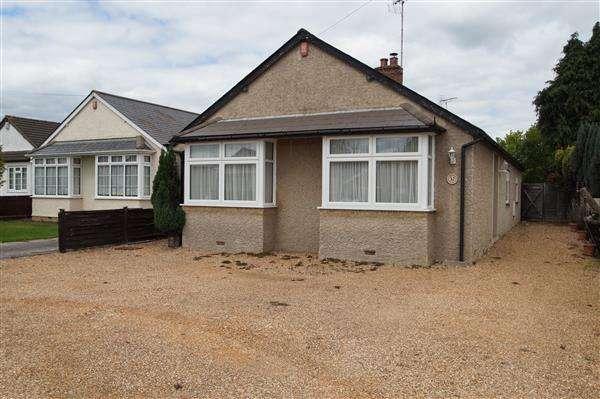 4 Bedrooms Bungalow for sale in Royston Way, Burnham