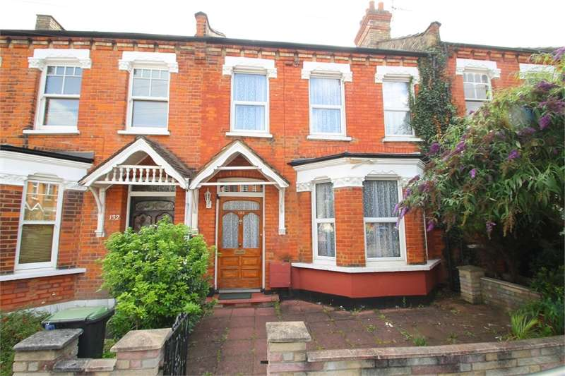 4 Bedrooms Terraced House for sale in Hoppers Road, N21