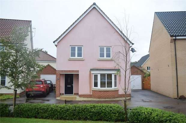 4 Bedrooms Detached House for sale in Swallows Close, Hollesley, Woodbridge, Suffolk