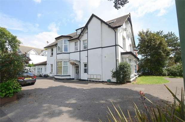 1 Bedroom Flat for sale in St Johns Road, Bournemouth, Dorset