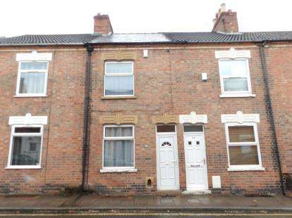 2 Bedrooms Terraced House for sale in School Street, Loughborough, Leicestershire