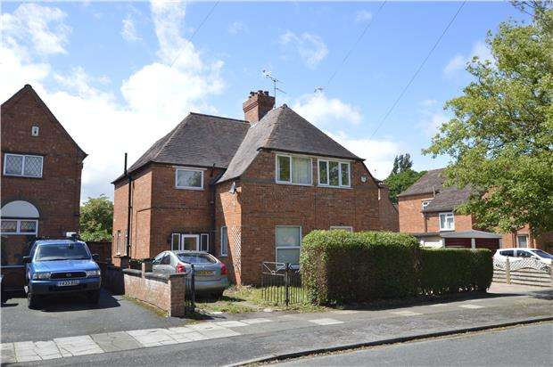 3 Bedrooms Semi Detached House for sale in Shakespeare Road, Cheltenham, Glos, GL51 7HA