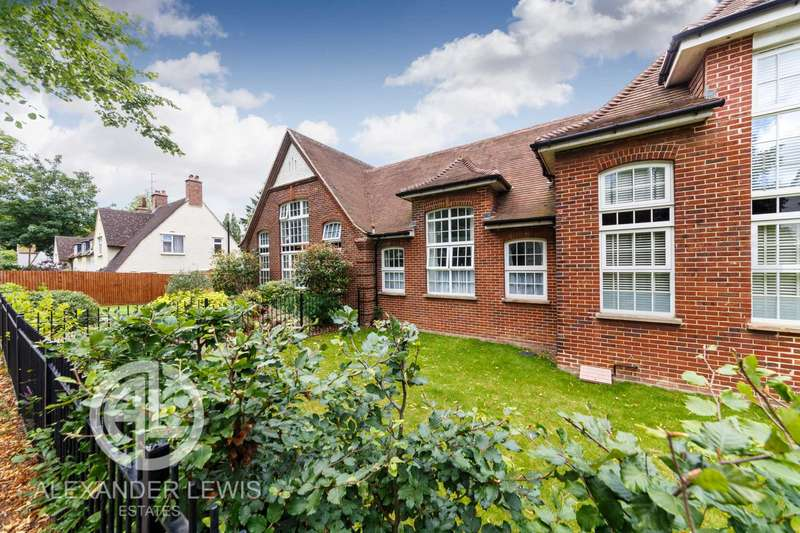 2 Bedrooms Apartment Flat for sale in Old Westbury, Letchworth Garden City, SG6 3NB
