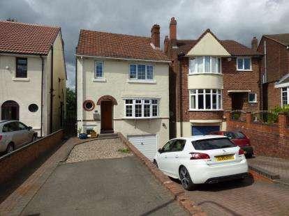 3 Bedrooms Detached House for sale in High Haden Road, Cradley Heath, West Midlands