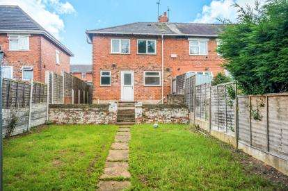 3 Bedrooms End Of Terrace House for sale in Talke Road, Delves, Walsall, West Midlands