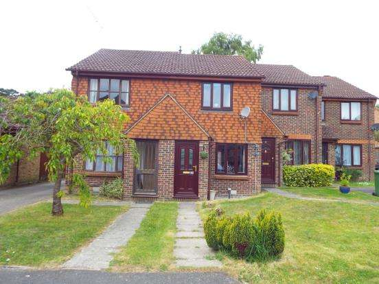 2 Bedrooms Terraced House for sale in Bracknell, Berkshire