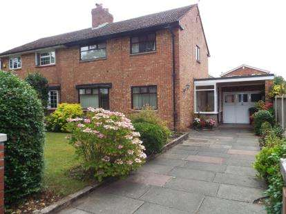 3 Bedrooms Semi Detached House for sale in Blundell Road, Hightown, Liverpool, Merseyside, L38