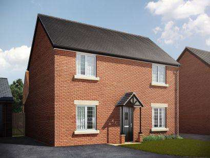 4 Bedrooms Detached House for sale in St Marys At Kingsfield, Bromham Road, Biddenham