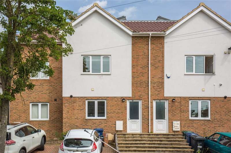 4 Bedrooms Terraced House for sale in Abercorn Road, Mill Hill, London, NW7