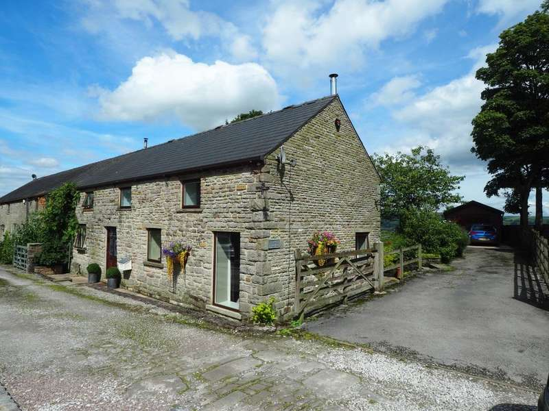 5 Bedrooms Barn Conversion Character Property for sale in Eccles Road, Chapel-en-le-Frith, High Peak, Derbyshire, SK23 9RS