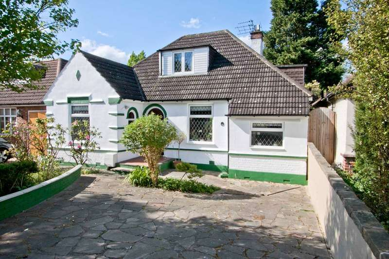4 Bedrooms Detached Bungalow for sale in Hillside Road, Northwood