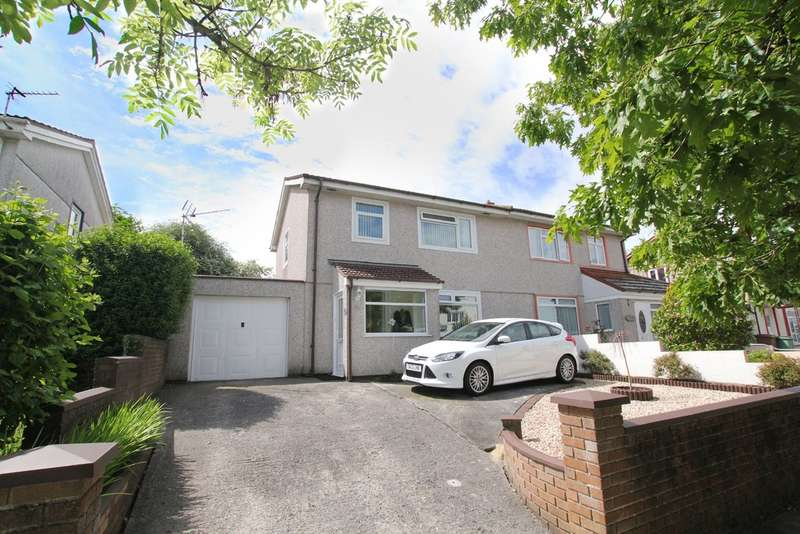 3 Bedrooms Semi Detached House for sale in West Park, Plymouth