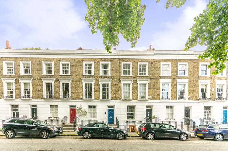 4 Bedrooms House for sale in Arlington Square, Islington, N1