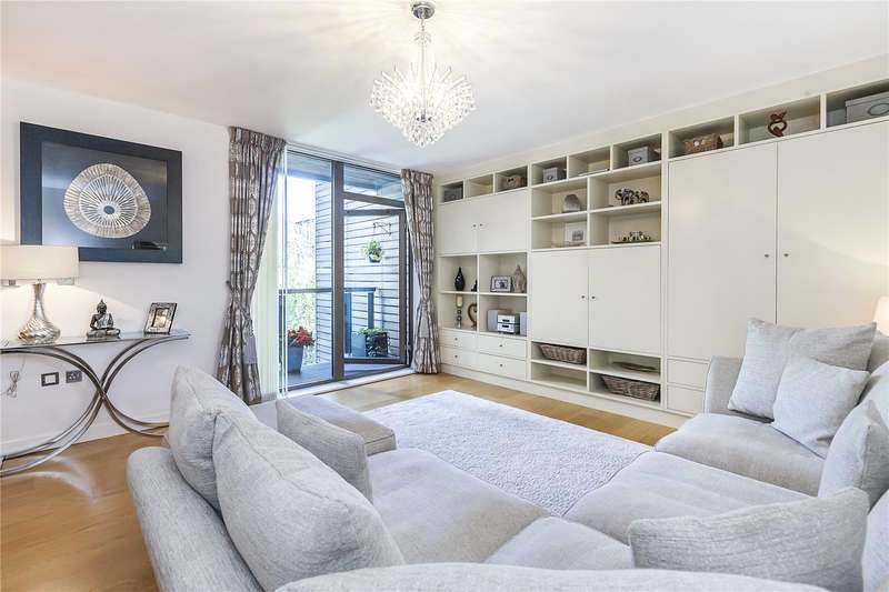 2 Bedrooms Flat for sale in Union Park, London, SE10