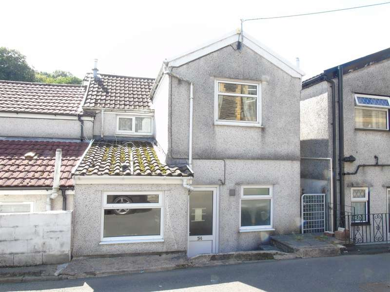3 Bedrooms Terraced House for sale in Hopkinstown Road, Pontypridd