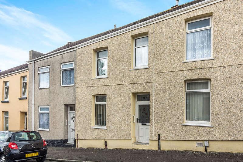 2 Bedrooms Terraced House for sale in Crymlyn Street, Port Tennant, Swansea