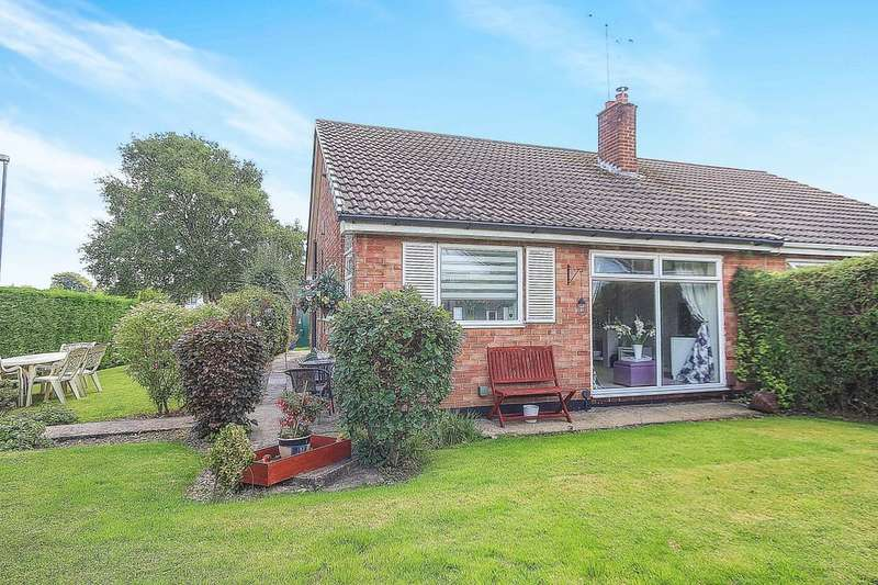 2 Bedrooms Semi Detached Bungalow for sale in Linton Rise, Leeds, LS17