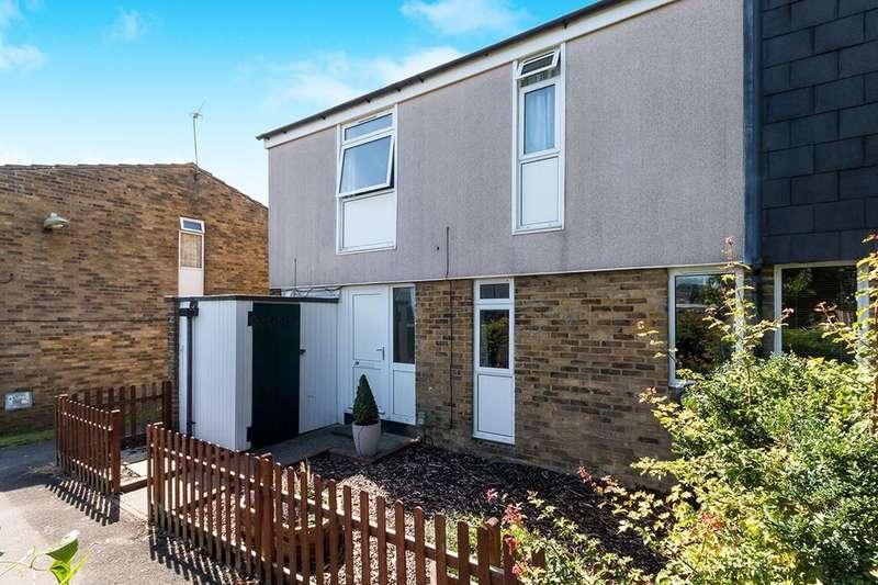 3 Bedrooms Property for sale in Pentland Close, Basingstoke, RG22