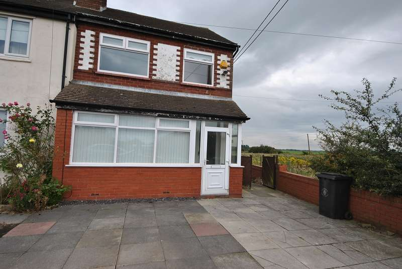 3 Bedrooms End Of Terrace House for sale in Turning Lane, Scarisbrick, PR8 5HZ