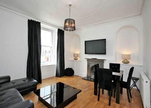 2 Bedrooms Flat for sale in Holburn Road, Aberdeen