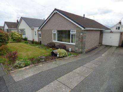 3 Bedrooms Bungalow for sale in Maes Yr Hafod, Menai Bridge, Anglesey, North Wales, LL59