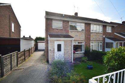 3 Bedrooms Semi Detached House for sale in Leedham Close, Sheffield, South Yorkshire