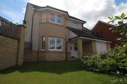 4 Bedrooms Detached House for sale in Greenoakhill Avenue, Uddingston