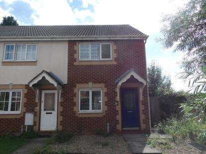 2 Bedrooms Town House for sale in Wades Avenue, Bobbersmill, Nottingham, Nottinghamshire