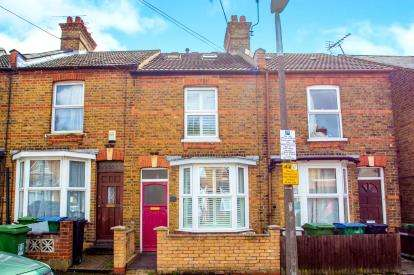 3 Bedrooms Terraced House for sale in Brightwell Road, Watford, Hertfordshire, .