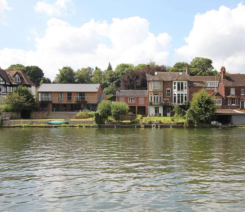 7 Bedrooms Detached House for sale in Pangbourne village/Riverside