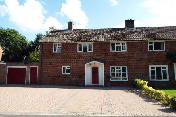4 Bedrooms Semi Detached House for sale in Tadley, Hampshire