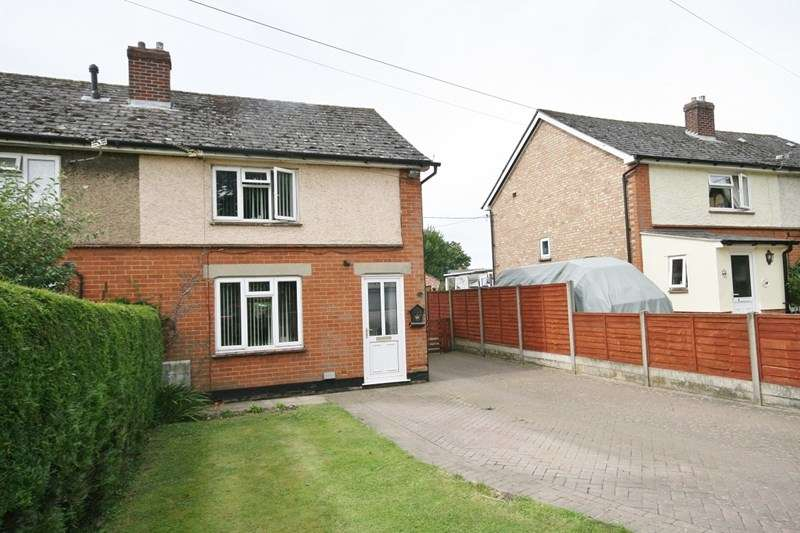 3 Bedrooms Semi Detached House for sale in Ellingham Road, Attleborough