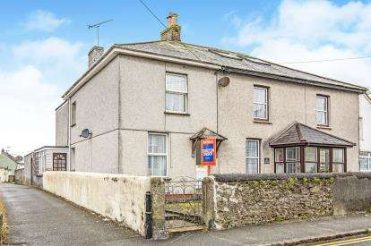 3 Bedrooms End Of Terrace House for sale in St. Austell, Cornwall, .
