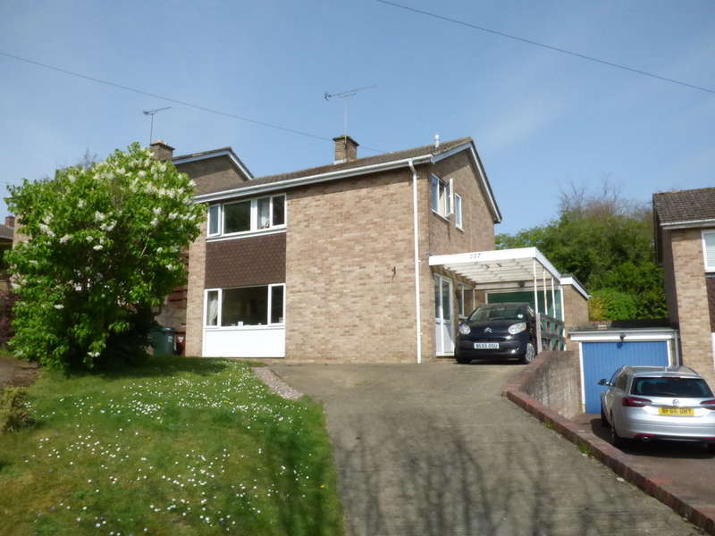 3 Bedrooms Detached House for sale in Balmoral Avenue, Banbury