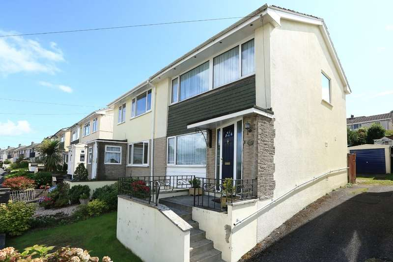 3 Bedrooms Semi Detached House for sale in Plympton, Plymouth