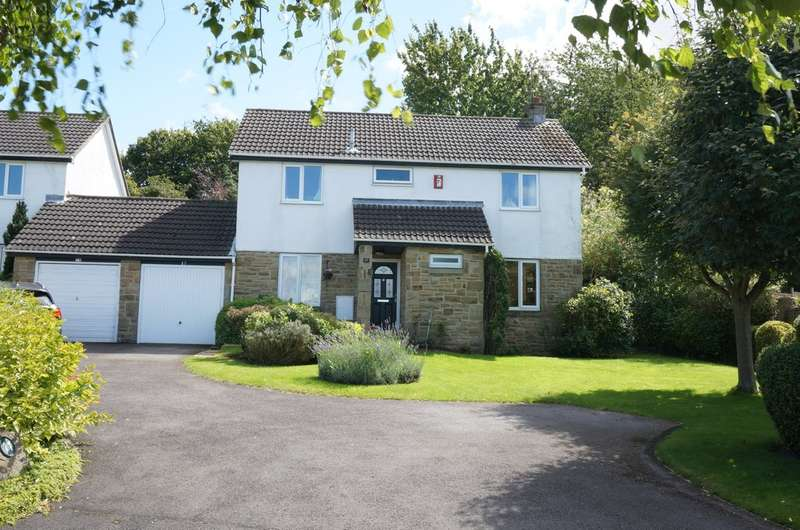 4 Bedrooms Detached House for sale in Kings Meadow Grove, Wetherby, LS22