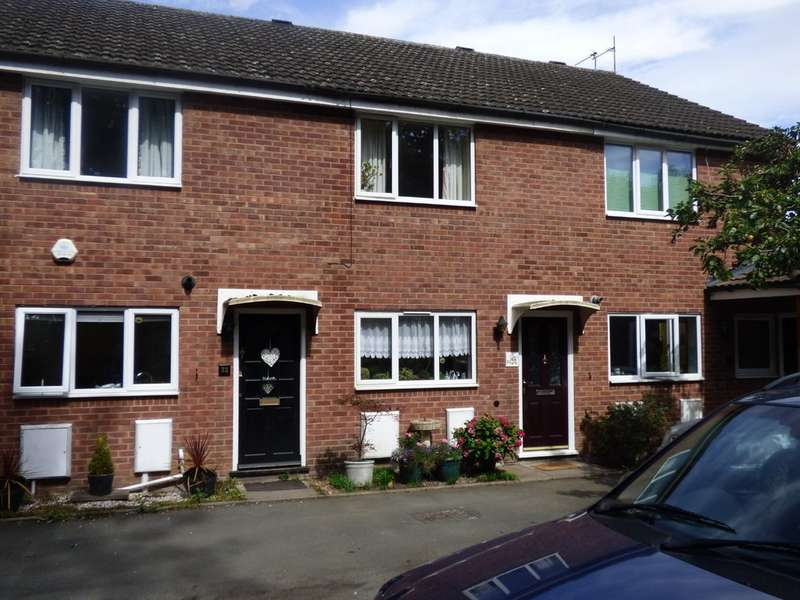 2 Bedrooms Terraced House for sale in Woodcote Road, Warwick