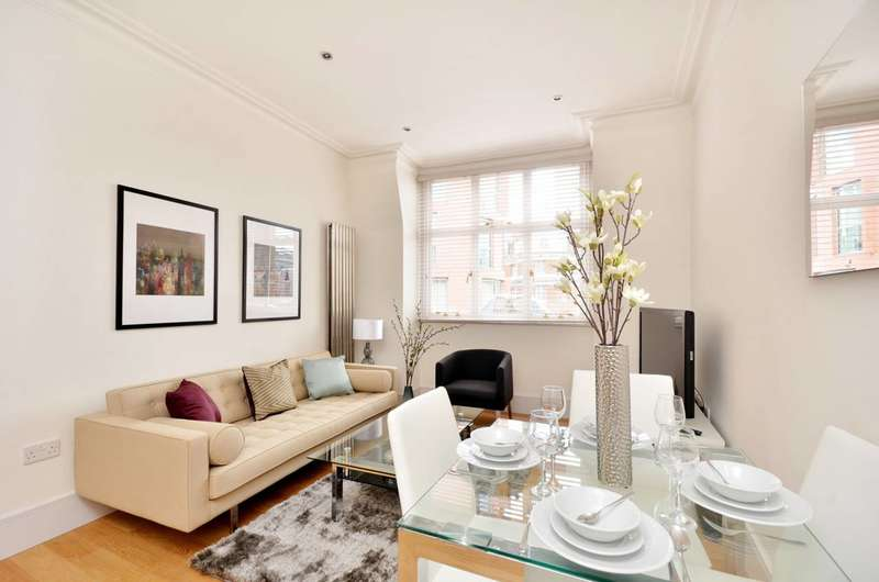 2 Bedrooms Flat for sale in Buckingham Gate, St James's Park, SW1E