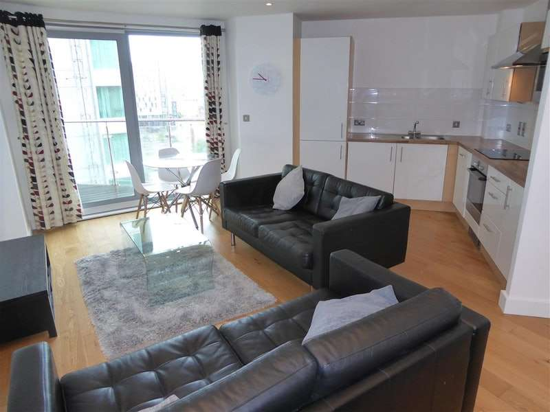 2 Bedrooms Flat for rent in Bute Terrace, Cardiff, Glamorgan, CF10