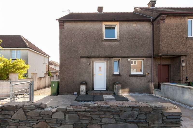 3 Bedrooms End Of Terrace House for sale in Dumyat road, Menstrie, Clackmannanshire, FK11