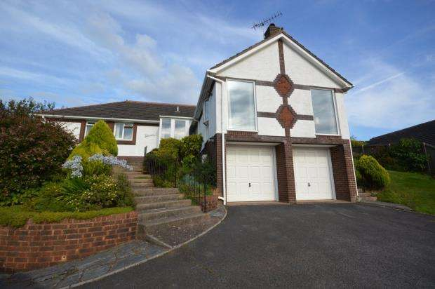 3 Bedrooms Detached Bungalow for sale in Green Mount, Sidmouth, Devon