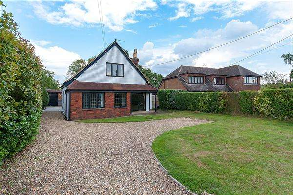 3 Bedrooms Detached Bungalow for sale in Bushy Hill Road, Westbere
