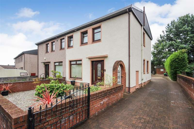 3 Bedrooms Semi Detached House for sale in Roughlands Crescent