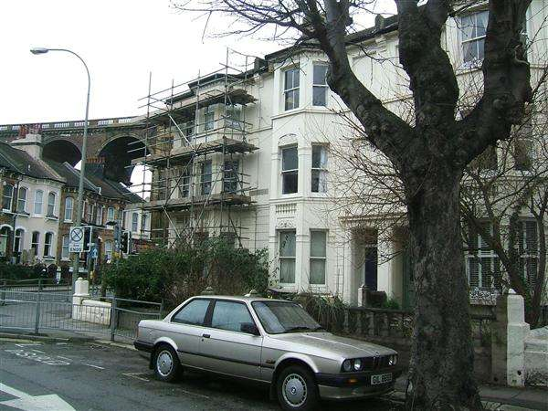 3 Bedrooms Maisonette Flat for rent in Ditchling Rise, Brighton