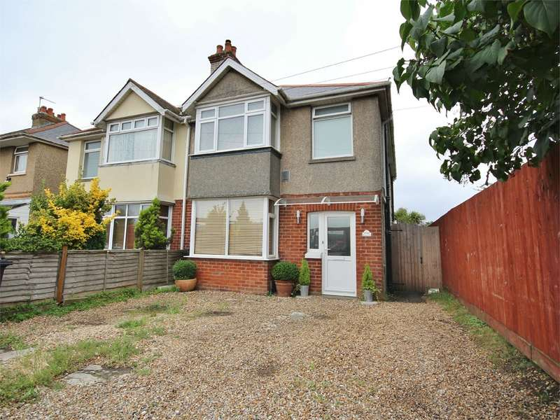 2 Bedrooms Ground Flat for sale in Ringwood Road, Poole, BH12