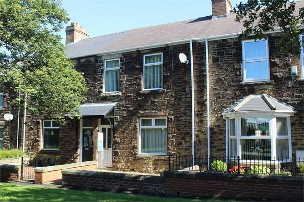 3 Bedrooms Terraced House for sale in Villa Real Road, Consett, Durham