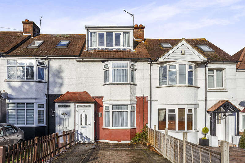 3 Bedrooms Property for sale in Magpie Hall Road, Chatham, ME4