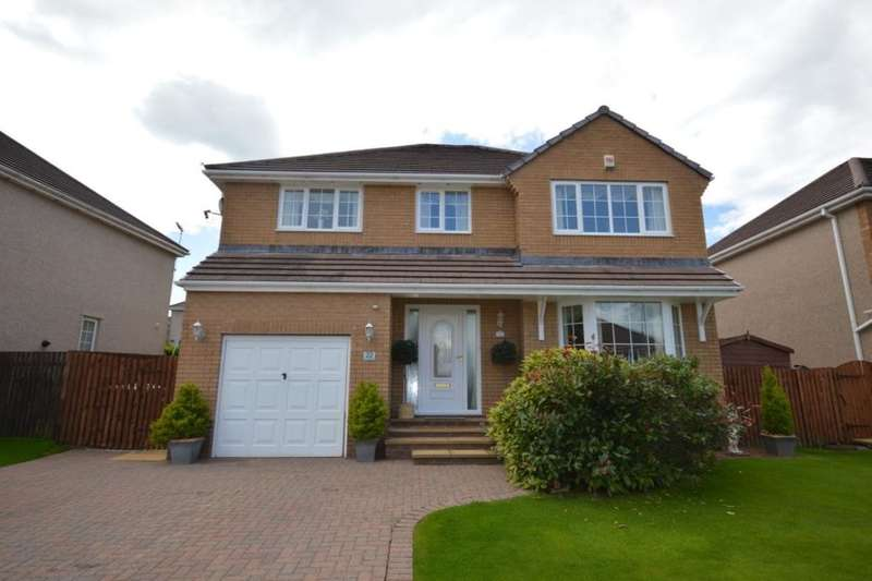 4 Bedrooms Detached House for sale in Vicarage Hill, Frizington, CA26